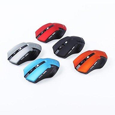 Eva Estone e-2310High Precision 2.4G Wireless Mouse, Schwarz 2310 Bluetooth