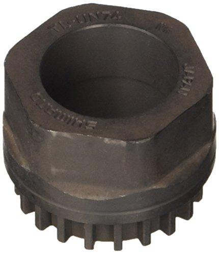 Shimano Werkzeug für Innenlager Vierkant Octalink TL-UN74-S schwarz, 10 x 3 x 3 cm
