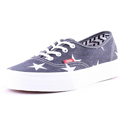 Vans Classic Authentic Navy White Womens Trainers Navy White