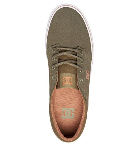 DC Universe Herren Trase SD Low-Top Olive