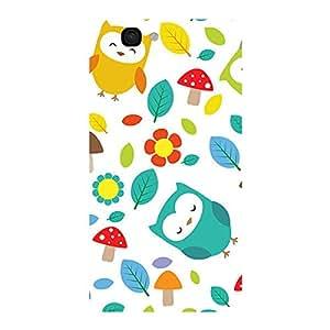 Garmor Designer Plastic Back Cover For Micromax A120 Canvas 2