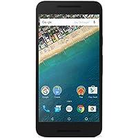 "LG NEXUS 5X H791 SIM única 4G 16GB Carbono - Smartphone (13,2 cm (5.2""), 16 GB, 12,3 MP, Android, 6.0, Carbono)"