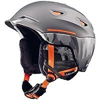 Julbo Odissey casco de esquí unisex, Odissey, Gris Camo/Orange