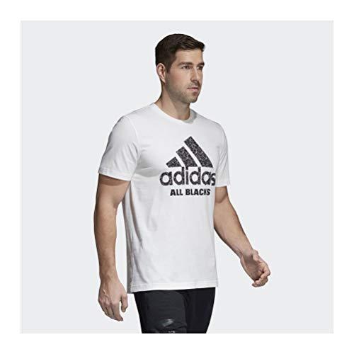 2dc37634e708 Adidas Performance All Blacks Graphic T Shirt
