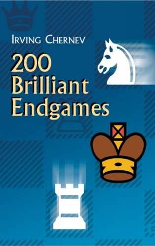 200 Brilliant Endgames (Dover Chess)