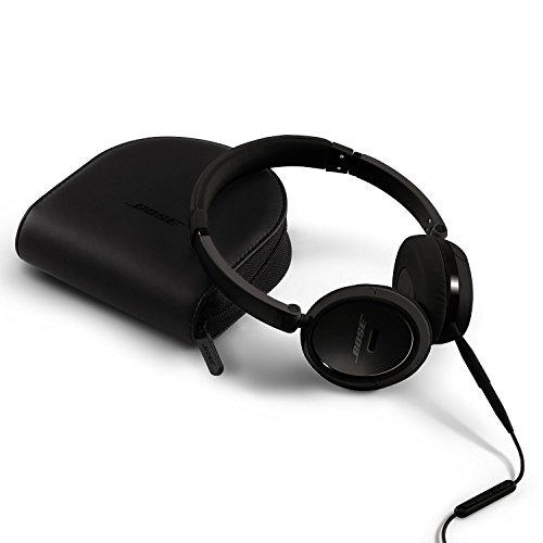 Price comparison product image Bose On Ear Headphones-Black