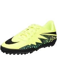 Nike Jr Hypervenom Phelon II TF, Botas de Fútbol Unisex Bebé