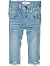 Name It Nittam Xsl/Xsl Dnm Pant Mz Noos, Jeans Garçon