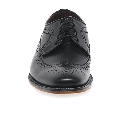 Loake Callaghan - Black Calf/Grain