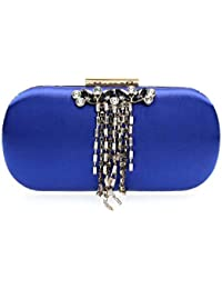 fac0682e9 Liu Jo Clutch Donna applicazione gioiello. Colore Azzurro. I19030-T5240