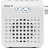 Pure ONE Mini Series II Compact Portable DAB/FM Radio - White