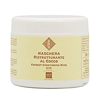 Alter Ego Maschera Ristrutturante Al Cocco Coconut Conditioning Mask, 16.9oz / 500mL by Alter Ego
