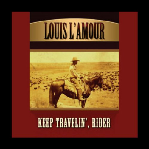Keep Travelin', Rider  Audiolibri