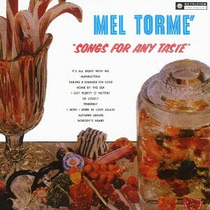 Mel Torme -  Songs for Any Taste