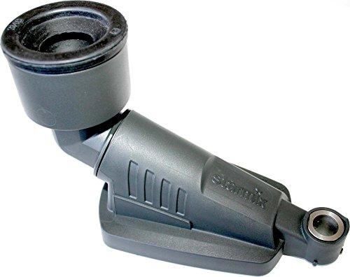 Starmix 11370 Bohrfixx Patentierte Bohrstaub-Düse Zum Staubfreien Bohren Auf Allen Oberflächen