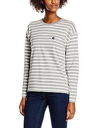 Carhartt W' L/S Robie, T-Shirt para Mujer