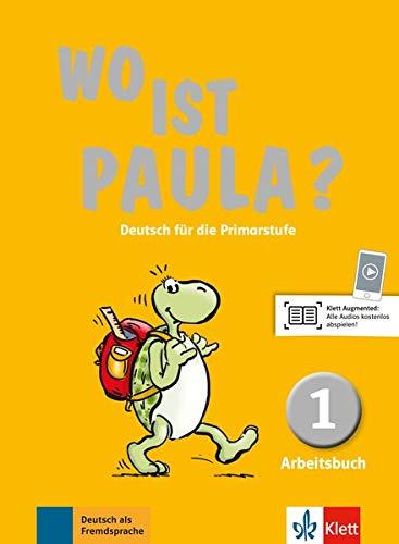 Wo ist paula? 1, libro de ejercicios por Vv.Aa