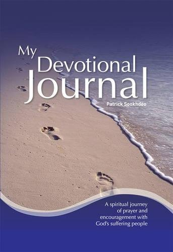 My Devotional Journal: A Spiritual Journey of Prayer and Encouragement with God's Suffering People