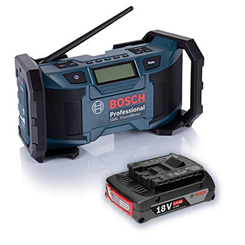 Bosch Baustellenradio GML SoundBoxx