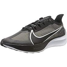 Nike Nike Zoom Gravity, Men's Running Shoes, Black (Black/Mtlc Silver/Wolf Grey/White/Cool Grey 001), 6 UK (40 EU)