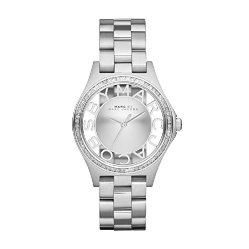 Marc Jacobs Ladies'Watch XS Analogue Quartz Stainless Steel MBM3337