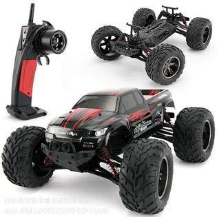 RC Monstertruck kaufen Monstertruck Bild 1: s-idee® 18175 9115 RC Auto Buggy wasserdichter Monstertruck 1:12 mit 2,4 GHz über 40 km/h schnell, wendig, voll proportional 2WD ferngesteuertes Buggy Racing Auto*