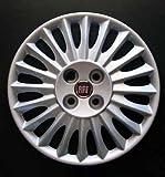 'SET 4Radzierblenden 15Zoll Logo rot