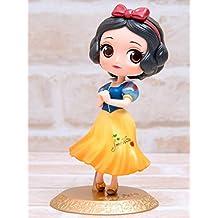 FIGURA de Colección BLANCANIEVES Snow White 14cm Special Coloring - Serie QPOSKET VOL. 1 Banpresto