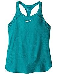 Nike Slam Tank YTH - Camiseta de tirantes para niña, color azul, talla L