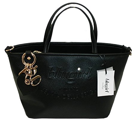 Borsa BAULETTO due manici BLUGIRL by blumarine BG 829002 women handbag NERO