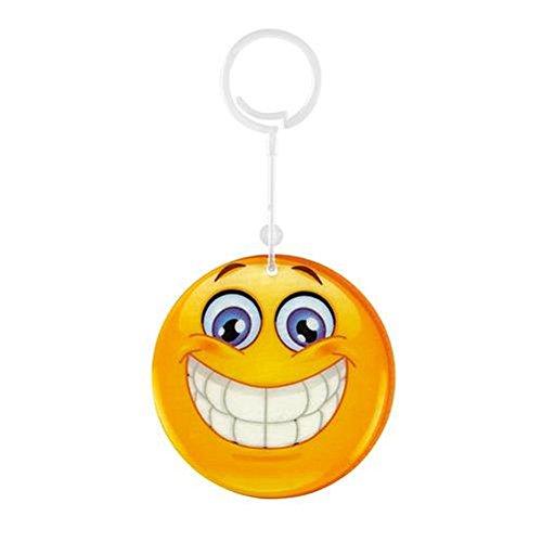 Deodorante Per Auto Profumo Albero Auto Profumo Cooler Crazy Smily Emoji Smiley Emotico
