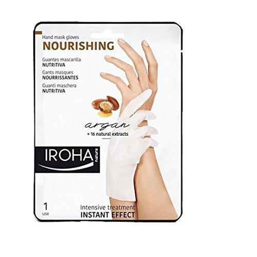 maschera mani guanti Iroha Argan Glove Mask - Guanto Maschera
