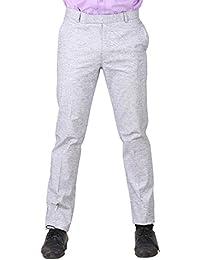 Cotton Linen Formal Trouser For Men