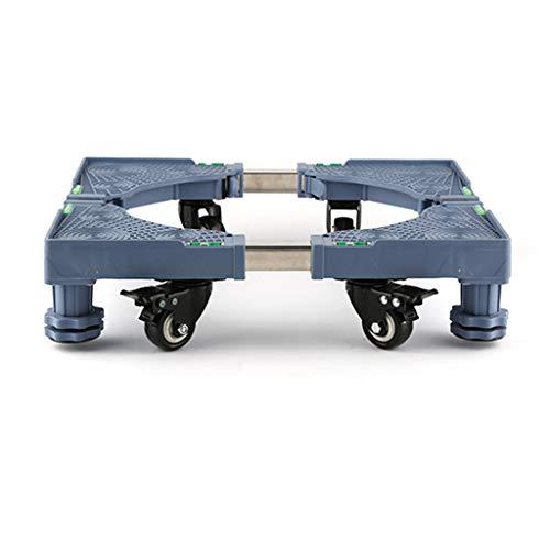 rundhalterung mit 4 beweglichen Rädern und 4-Fuß-Edelstahlhalterungs-Rollenerhöhungskühlerbasis ()
