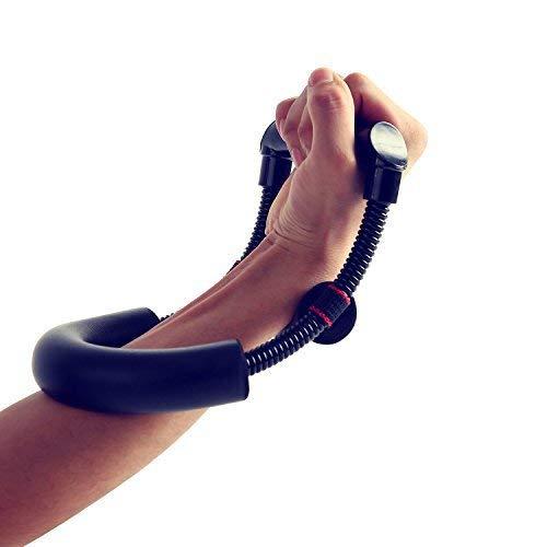 VOYAGO Handgelenk-Stärkungsmittel, Strength Exerciser Unterarm-Entwickler für Sportler Pianisten Kids, Direct