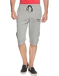 Genx Men's Cotton 3/4th Pants