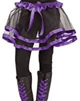 Costumes for all Occasions FW90253PR Ribbon Tutu Child Purple