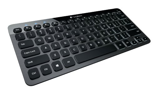 Logitech Illuminated Keyboard K810 - Teclado inalámbrico QWERTY español