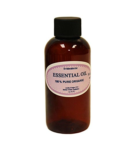 Nutmeg Essential Oil 100% Pure Organic 4.4 Oz/140 Ml