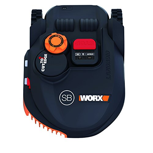 Worx S500i–Roboter CORTACESPED–500m²