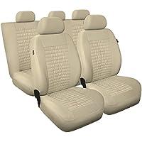 Mercedes E-Klasse W212 S212 Maß Schonbezüge  Sitzbezüge Fahrer /& Beifahrer 04