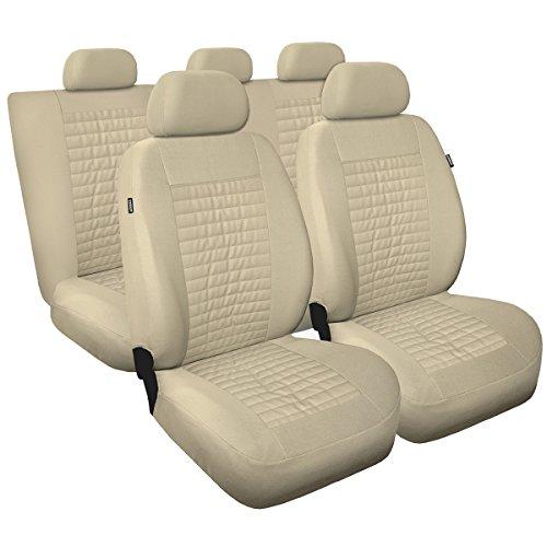 MD-7 Universal Fundas de asientos - polipiel - 5902538348423