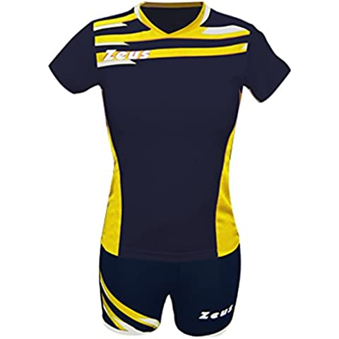 ZEUS KIT ITACA DONNA COMPLETINO PALLAVOLO VOLLEY