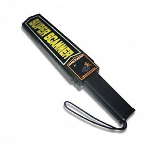 Metal Detector Metalldetektor Kontrolle Eingänge Stadien und Diskotheken