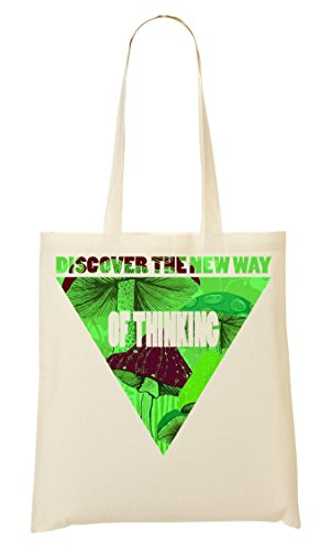 Discover The New Way Of Thinking Relax Collection Lsd Trip Nice To Sac Fourre-Tout Sac À Provisions