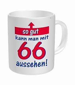 Tasse so gut kann man mit 66 aussehen