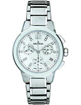 GROVANA unisex-Armbanduhr Chrono