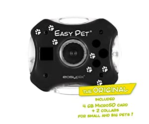 Easypix Camcorder and Camera for Pet from Easypix