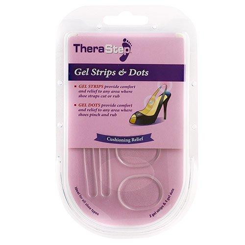 TheraStep Gel Strips and Dots by Complete Care Shop