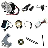 #6: Combo Kit - MY1016Z3 350W Motor for E-Bike, Electric Bicycle with Throttle, Accelerator